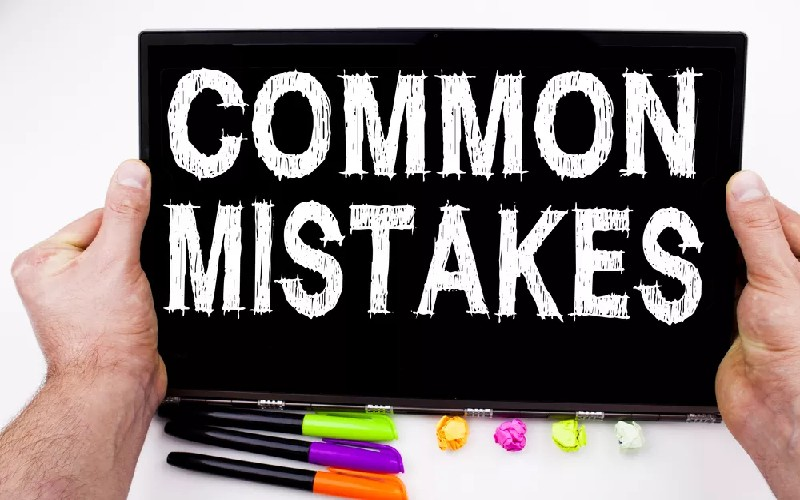 5 COMMON CONTENT MARKETING MISTAKES AND HOW TO AVOID THEM