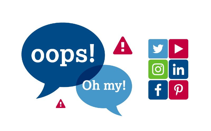 5 of the Dumbest Social Media Blunders Ever