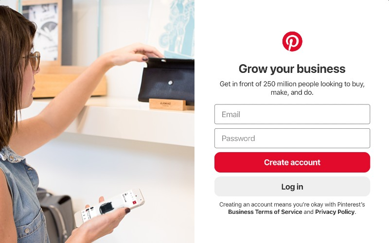 HOW TO CONVERT YOUR PERSONAL PINTEREST ACCOUNT TO A PINTEREST BUSINESS ACCOUNT