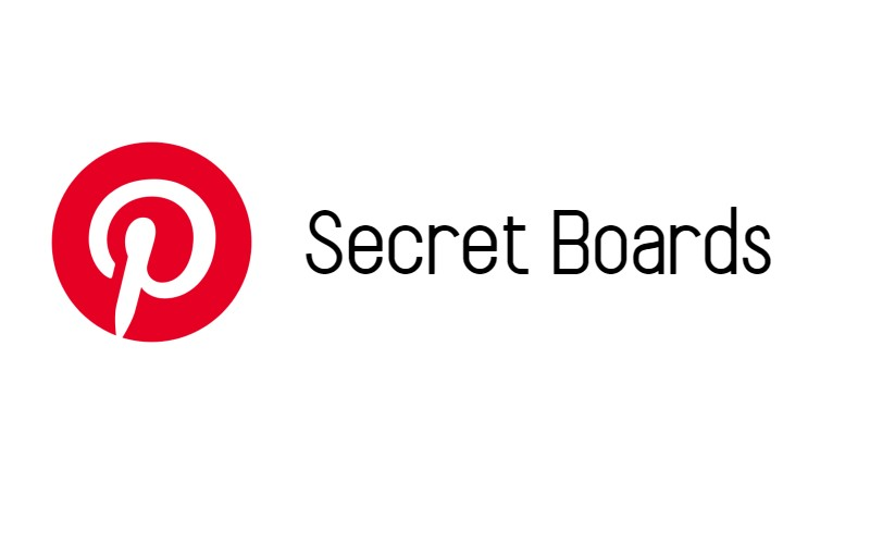 NEW PINTEREST SECRET BOARDS
