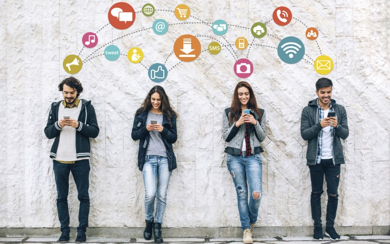 SOCIAL NETWORKING AND SOCIAL MEDIA NETWORKS